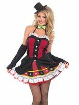 Gambling Girl Costume [FS3305]