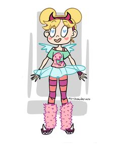 Princess Star, Star Butterfly, Blue Exorcist, Star Vs The Forces Of Evil, Force Of Evil, Girl Power, Brother, Animation, Fan Art