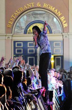Alexandra Palace, The Bad Seed, Nick Cave, British Rock, Post Punk, Rock Bands, Photo Credit, Concert, Palace London