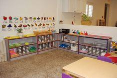 Montessori Toddler Classroom Set Up | Setting up the classroom.