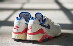 Releasing: Nike Air Max 180 OG Ultramarine