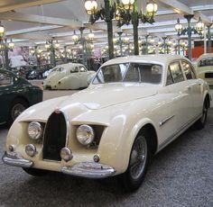 Bugatti Type 101 1952
