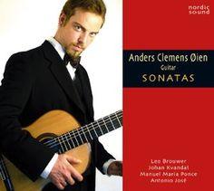 Den Klassiske cd-bloggen: Spennende gitarplate
