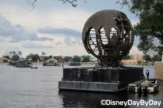 Silent Sunday at Epcot