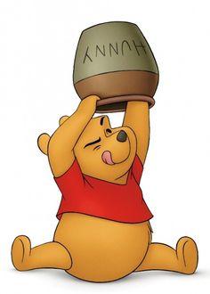 Winnie The Pooh...seriously so cute!