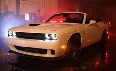Worlds First Convertible Hellcat Challenger by Iverson Customs