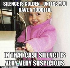 Parenting: The Sound of Silence