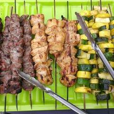 Best Ever Kabob Marinade Recipe