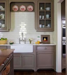 Classic White subway tile with a white grout