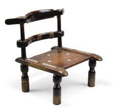 SEAT DAN Ivory Coast, Ivoire, Dan, Stool, Furniture, Home Decor, Decoration Home, Room Decor, Home Furnishings