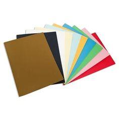 Μπλοκ Χαρτόνια Τύπου Canson 25x35 cm (Διάφορα Χρώματα) - 10Φ