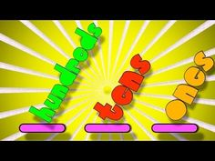 Place Value Song, Yeah Yeah, but it's cute silly and fun!