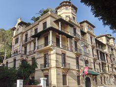 Casas de Félix Sáenz. Málaga. Arquitecto Fernando Guerrero Strachan, 1922.- Tyk - Trabajo propio
