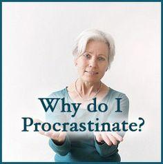 Why Do I Procrastinate? | FlyLady.net