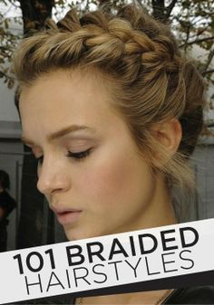 That's a lot of braids!