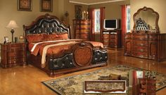Ashley Furniture Bedroom Set Marble Top(77).Jpg