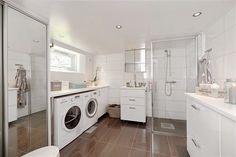 Inspira Interiør: Bad og vaskerom fra siste boligstyling