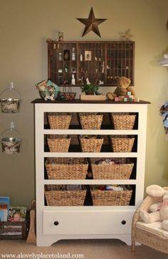 Repurposed dresser | Repurposing