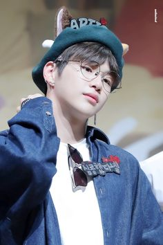 Wanna one KangDaniel