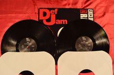 "DMX ""The Great Depression"" Hip Hop Rap 12 Inch Vinyl 2 Record LP Promo Exclusive Album By Advance Radio Cover"