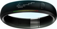Nike+ Fuel Band. I want this, bet it will keep me motivated to run!