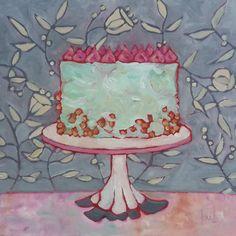 """toffee & pink kisses"" by katrina berg"