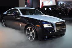Rolls-Royce Wraith:  2013 New York Auto Show