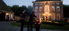 De Havixhorst Chateauhotel en Restaurant, Meppel, Drenthe Netherlands, Holland, Places To Visit, Sleep, Restaurant, Wine, Mansions, House Styles, Wedding