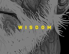 "Check out new work on my @Behance portfolio: ""Wisdom 
