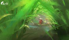 ArtStation - Project-sketch08, Wenjun Lin