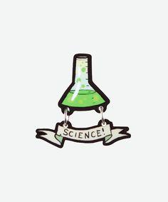 Science Pin