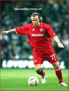 Boudewijn Zenden - Middlesbrough FC - League Appearances