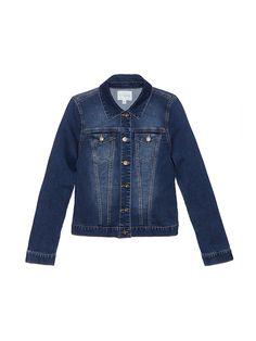 Maison Jules Lola Wash Denim Jacket #ad