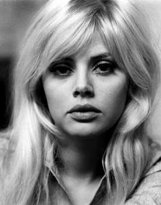 Story She Wrote: Classic Beauty: Britt Ekland