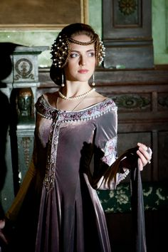 Lady Rowena Velvet Nobility Dress