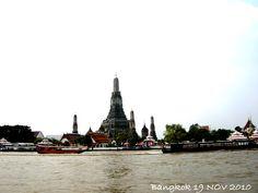 Temple of Dawn (Wat Arun, Bangkok, Thailand)