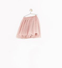 ZARA - KIDS - GATHERED WAIST SKIRT