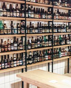"219 Likes, 10 Comments - We Heart (@we_heart) on Instagram: ""Amsterdam East's Brouwerij 't IJ has got plenty of bottle  - ± - we-heart.com - ± -…"""
