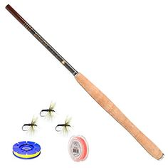 Tenkara USA Iwana (12ft.) Carbon Fiber Fly Rod and Level Line Outfit *** Visit the image link more details.