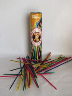 Pick up Sticks!