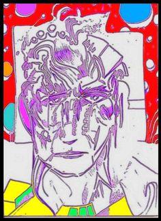 Lapse Perplexidream living in a paperback  2007 patrick glassel  ink sketch