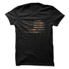USA Camo Flag. United States of America U.S.A. Military T-Shirts Hoodies Tees Quotes Sayings