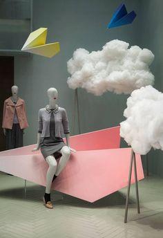 ORIGAMI: Gran inspiración para diseñadores – Oh la Vache Studio | Espacios vibrantes que muestran los valores de tu empresa
