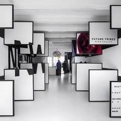 Magazine publisher Frame calls in ingenious i29 studio to deliver Amsterdam retail store... http://www.we-heart.com/2014/11/27/frame-store-amsterdam-frame-publishers-i29/