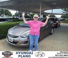 Happy Birthday to Jacklyn Palmer from Lamar Rogers and everyone at Huffines Hyundai Plano! #BDay