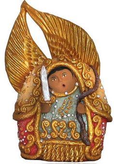 arte popular y artesanía de Venezuela: WILLIAM SENGES - cerámica