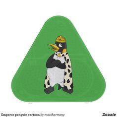 Emperor penguin cartoon speaker