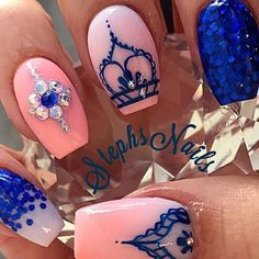 Glam and Glits Nail Design @glamandglitsnails Instagram photos | Websta