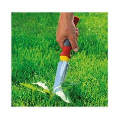 Weeding + Planting Knife. It just works. Plus, the comfort grip is far better than any others.