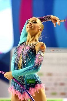 Russian National Team Of Rhythmic Gymnastics's photos